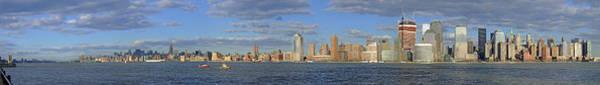 Elder Care Photograph - Manhattan - Hudson View by S Paul Sahm