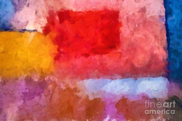 Penetrate Painting - Manifestion by Lutz Baar
