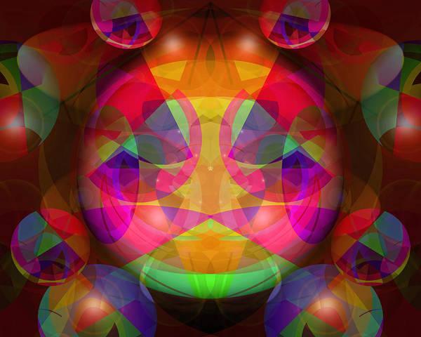 Photograph - Mantra Lights by Lynda Lehmann