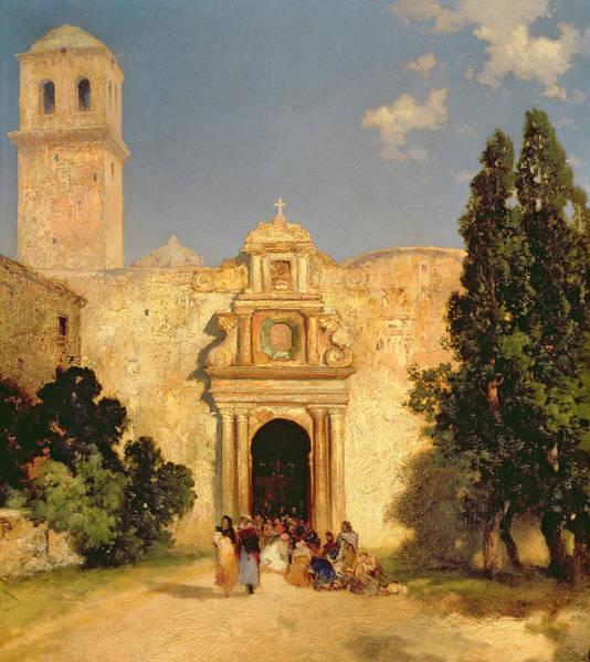 Moran Painting - Maravatio In Mexico by Thomas Moran