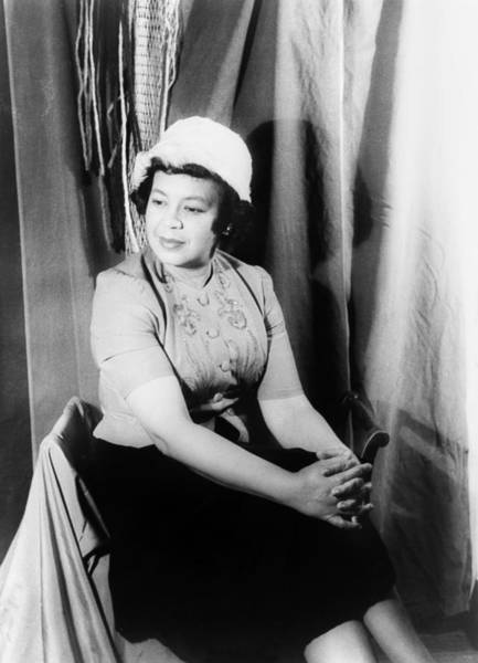 Allison Photograph - Margaret Bonds (1913-1972) by Granger