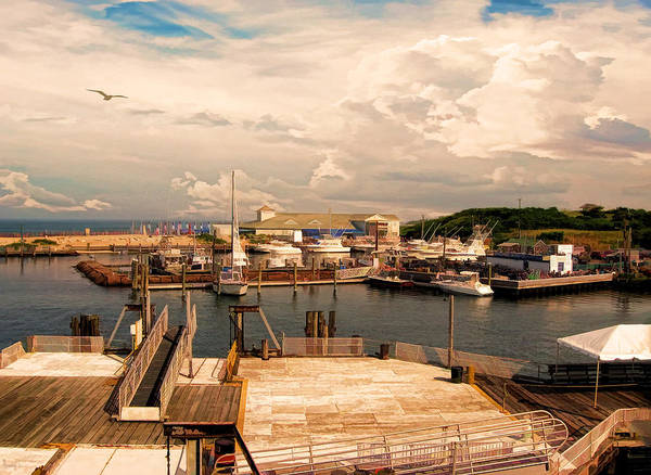 Atlantic Islands Photograph - Marina Of Rhode Island by Lourry Legarde
