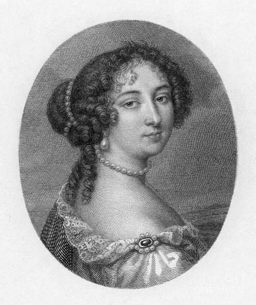 Mistress Photograph - Marquise De Maintenon by Granger