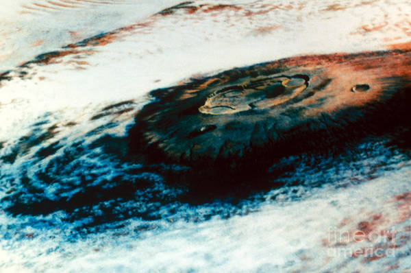 Photograph - Mars by Science Source