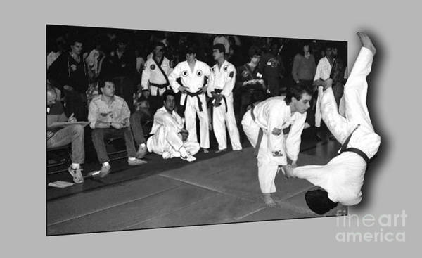 Photograph - Martial Arts 4 by Jeff Breiman