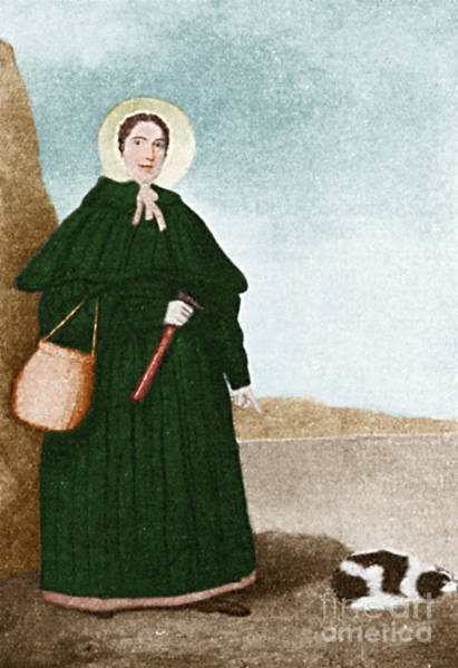 Photograph - Mary Anning, English Paleontologist by Science Source