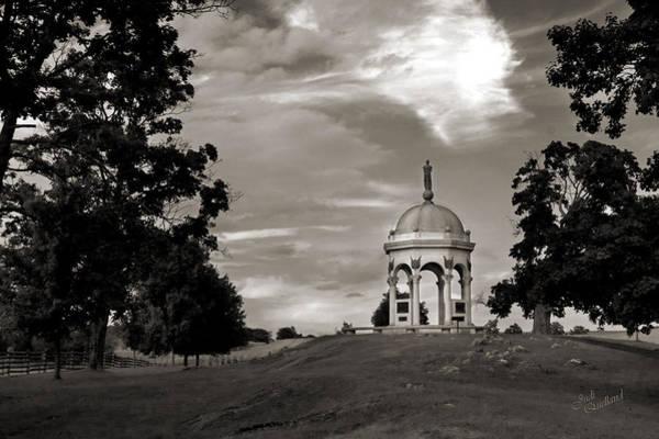 Wall Art - Photograph - Maryland Monument - Antietam by Judi Quelland