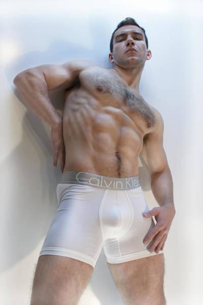 Photograph - Masculinity by John Clum