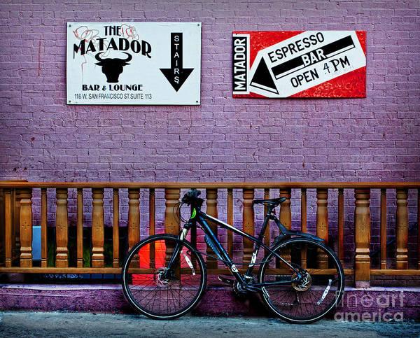 Matador Wall Art - Photograph - Matador by Elena Nosyreva