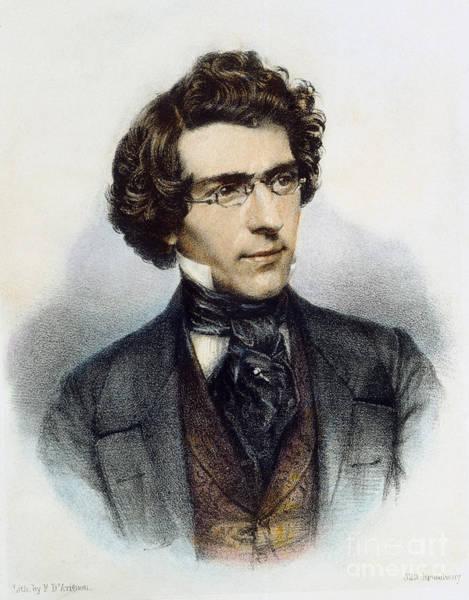 Photograph - Mathew Brady (1823?-1896) by Granger
