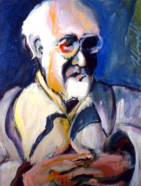 Painting - Matisse by Les Leffingwell