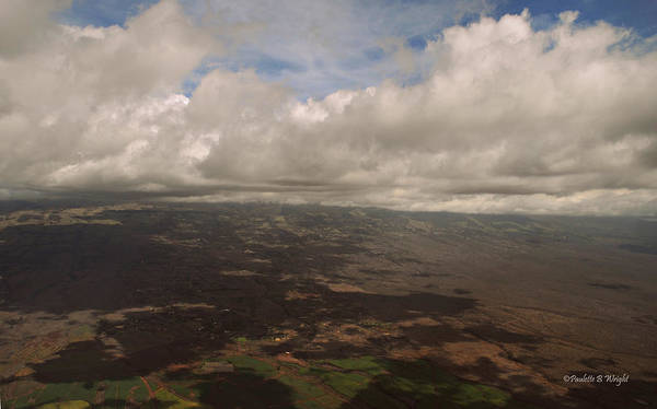 Photograph - Maui Beneath The Clouds by Paulette B Wright