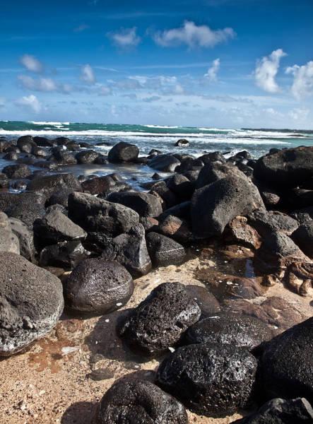 Wall Art - Photograph - Maui Rocks by Patrick  Flynn