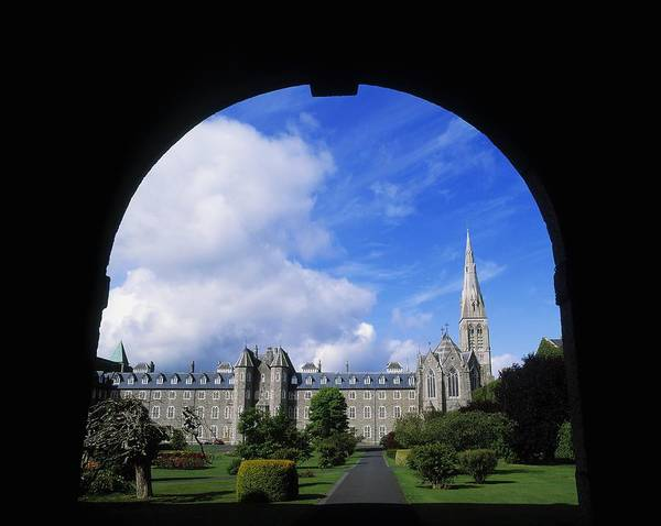 Maynooth Photograph - Maynooth Seminary, Co Kildare, Ireland by The Irish Image Collection