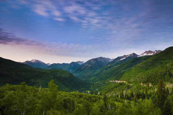 Photograph - Mcclure Pass Dawn by Ryan Heffron