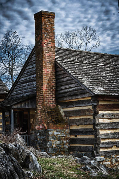 Photograph - Mccormick's Cabin by James Woody