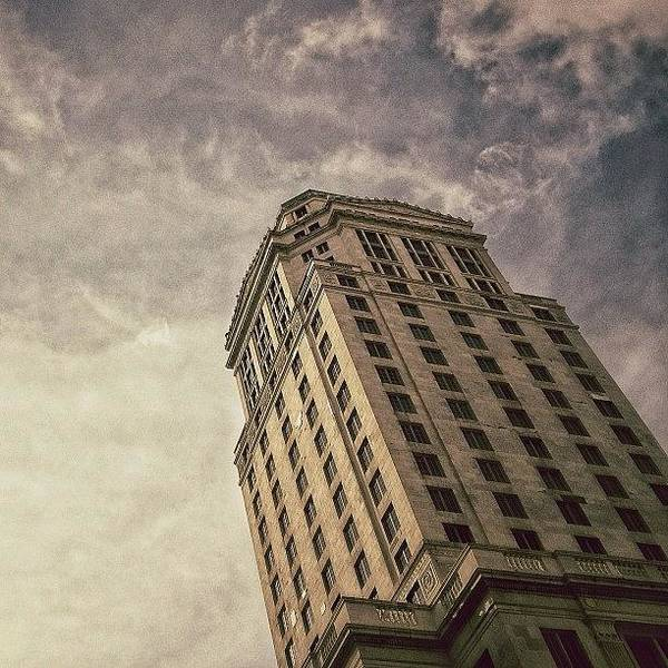 Wall Art - Photograph - Mdc Court Tower - Miami by Joel Lopez