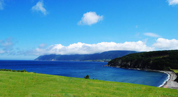 Cabot Trail Photograph - Meat Cove by Kristie Hayes-Beaulieu