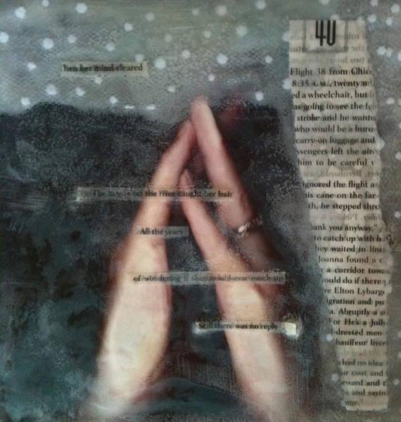 Meditating Realities Art Print