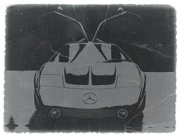 Wall Art - Photograph - Mercedes Benz C IIi Concept by Naxart Studio