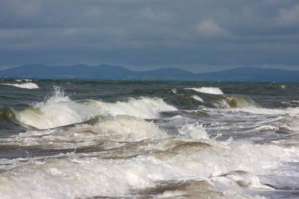 Barmouth Photograph - Mermaid Foam by Ed Lukas