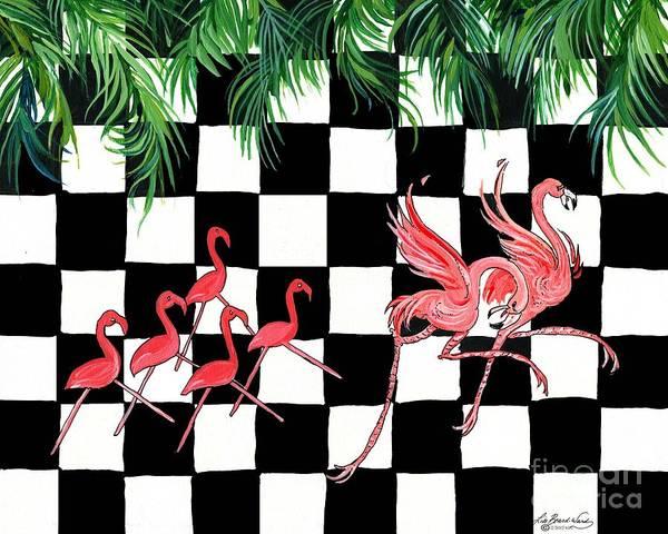 Mixed Media - Merry Chase by Lizi Beard-Ward