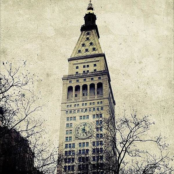 Landmark Wall Art - Photograph - Met Life Tower by Natasha Marco