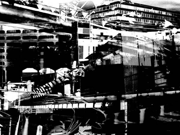 Metropolis Zurich 1 Art Print