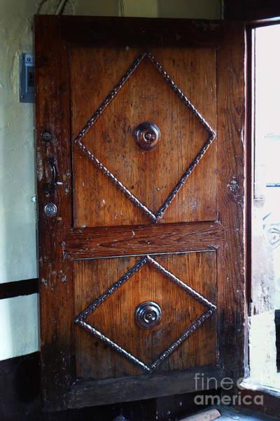 Photograph - Mexican Door 59 by Xueling Zou