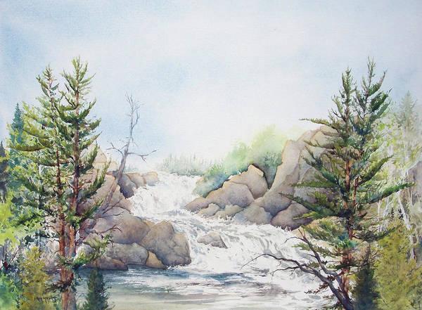 Michigan's Upper Peninsula Art Print