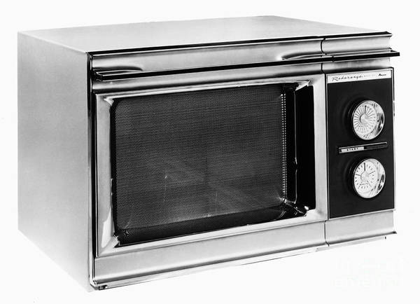Photograph - Microwave Oven, 1967 by Granger