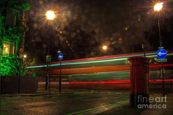 Wall Art - Photograph - Midnight In Mayfair by Rob Hawkins