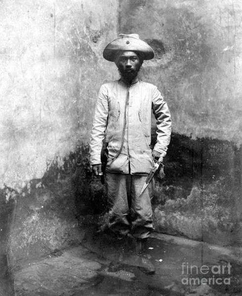 Photograph - Miguel Malvar (1865-1911) by Granger