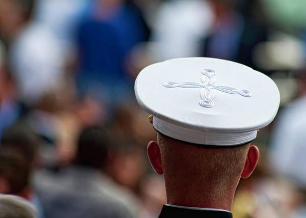Photograph - Military Hats by Dan McManus
