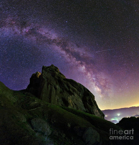 Photograph - Milky Way by Babak Tafreshi