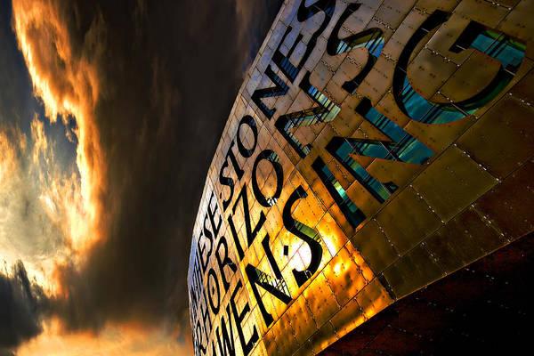 Wall Art - Photograph - Millennium Drama by Meirion Matthias