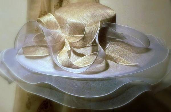 Millinery Photograph - Milliner's Confection by Lori Seaman