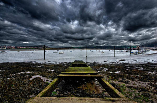 Photograph - Mind The Gap by Meirion Matthias