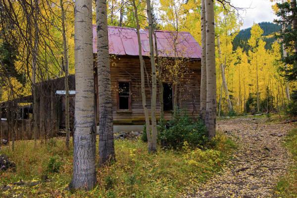 Photograph - Miner's Home by Steve Stuller