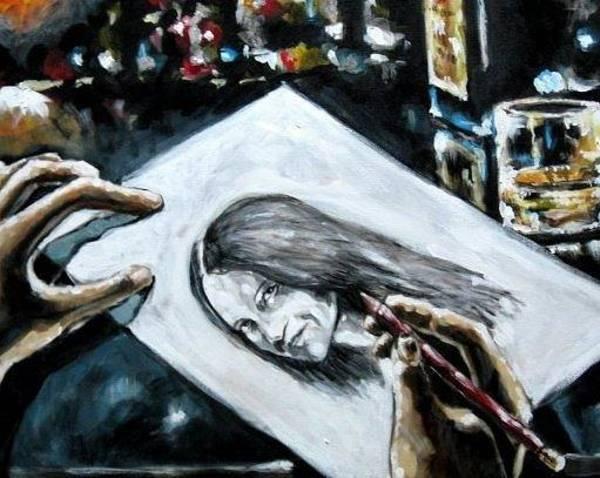 About Face Painting - Missing by Shekhar Mahaju