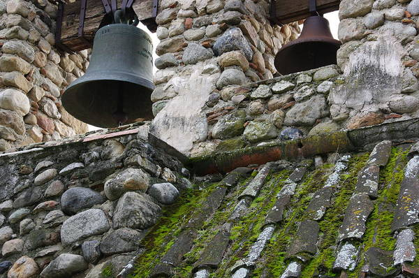 Photograph - Mission Bells by Jeff Lowe