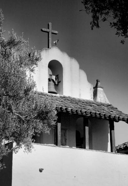 Solvang Photograph - Mission Santa Ines II by Steven Ainsworth