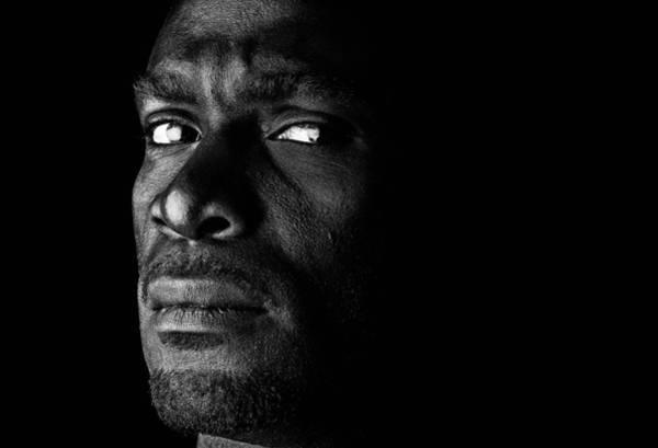 Photograph - Mistrust by Val Black Russian Tourchin