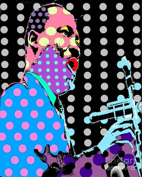 Mlk Digital Art - MLK by Ricky Sencion