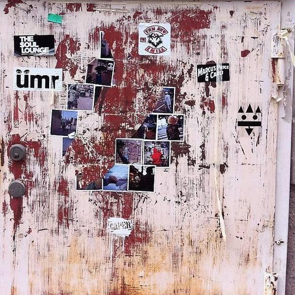 #moka In #södermalm #stockholm #sweden Art Print