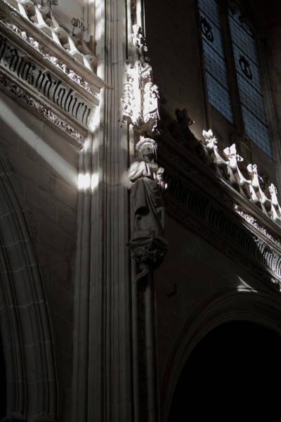 Photograph - Monastery Detail In Light by Lorraine Devon Wilke