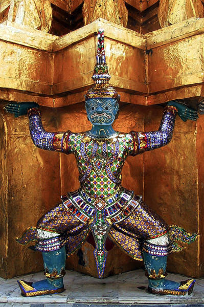 Photograph - Monkey God by Harry Spitz