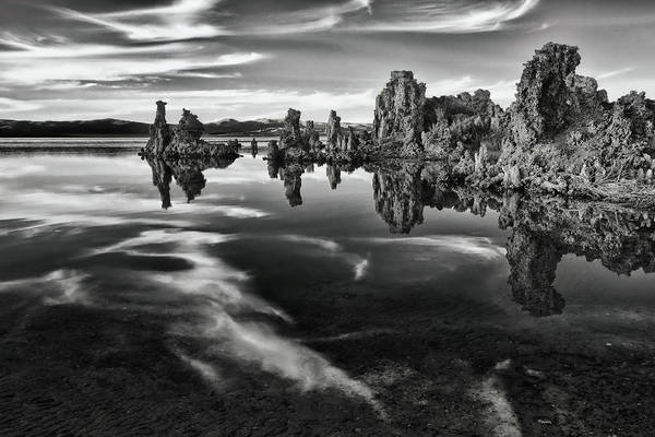 Photograph - Mono Lake Mystery by Beth Sargent