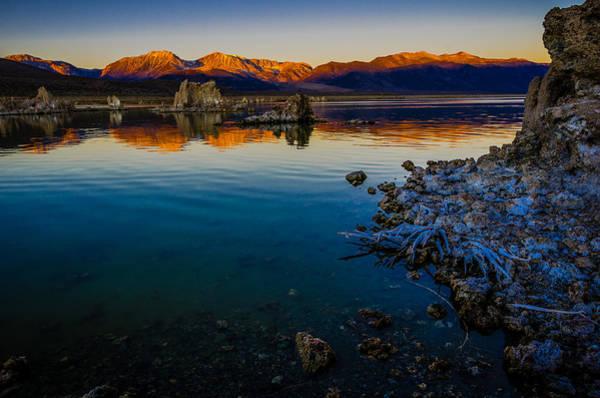 Tioga Photograph - Mono Lake Sunrise by Scott McGuire