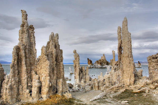 Photograph - Mono Lake by Wes and Dotty Weber